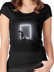 The 1975 - Matt Healy George Daniel Women's Fitted Scoop T-Shirt