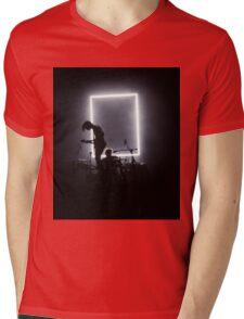 The 1975 - Matt Healy George Daniel Mens V-Neck T-Shirt