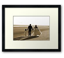 *And they lived happily everafter...* Framed Print