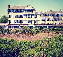 Edgartown Hotel & Resort, Edgartown, Martha's Vineyard by Elizabeth Thomas
