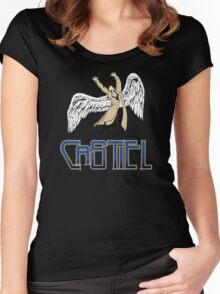 Castiel Women's Fitted Scoop T-Shirt