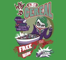Why So Cereal? by DoctorJamesWF