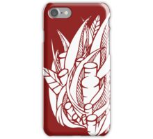 Bamboo design iPhone Case/Skin