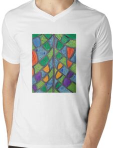 Pattern of Butterfly Wings  Mens V-Neck T-Shirt