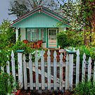 Cottage Charm by K D Graves Photography