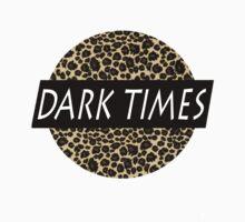 Dark Times Leopard Logo by traaavz