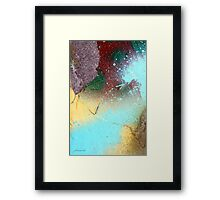 Lost in Transition Framed Print