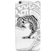Tribal Whale iPhone Case/Skin
