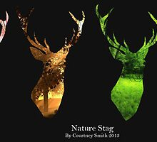 Nature Stag by sirmeowkitty