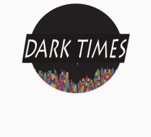 Dark Times Tetris Logo by traaavz