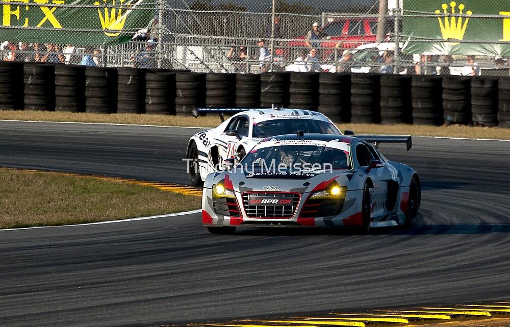 Audi R8 Grand-Am - APR Racing by Timothy Meissen
