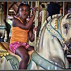 Carousel Ride by Mikell Herrick