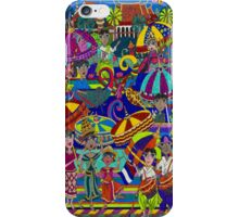 River Festival on the Tonle Sap iPhone Case/Skin
