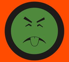 Mr Yuk by Jenn Kellar