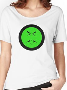 Mr Yuk Women's Relaxed Fit T-Shirt