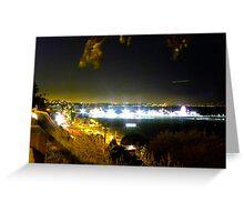 Santa Monica Pier, California Greeting Card