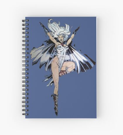 X-Men's Storm Spiral Notebook