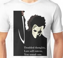 Troubled, Depressed? You sound Cute Unisex T-Shirt