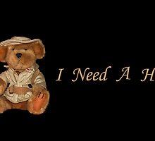 I Need A Hug! by heatherfriedman