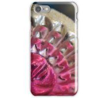 Pink Glass Ornament iPhone Case/Skin