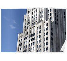 STL Buildings Poster