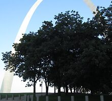 STL Arch by rjonesphotos