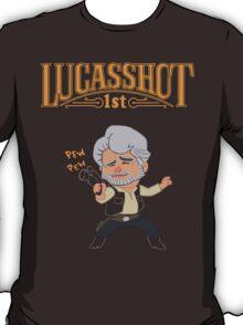 Lucas Shot 1st T-Shirt