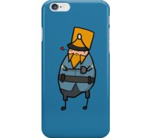 Tf2 Soldier Cute iPhone Case/Skin