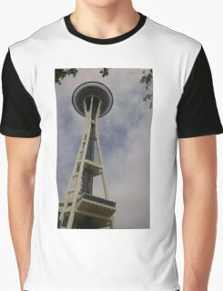 Seattle Space Needle Graphic T-Shirt