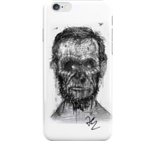 Zombie Lincoln iPhone Case/Skin