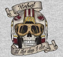 Rebel for Life Baby Tee