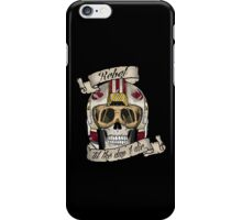 Rebel for Life iPhone Case/Skin