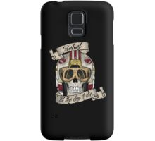 Rebel for Life Samsung Galaxy Case/Skin