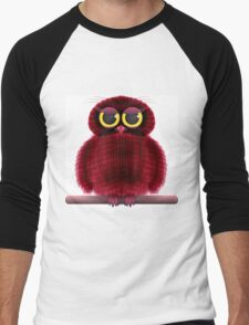 Cranberry Owl T-Shirt
