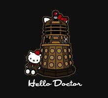 Hello Doctor (cat ear) Unisex T-Shirt
