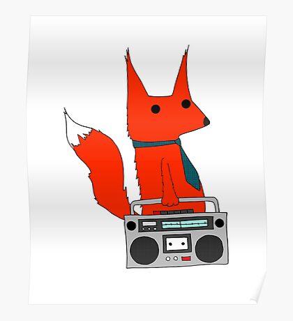 music fox Poster