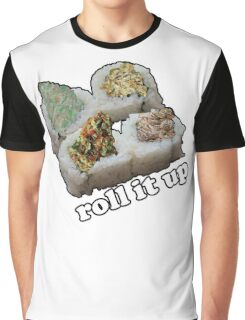 special roll Graphic T-Shirt