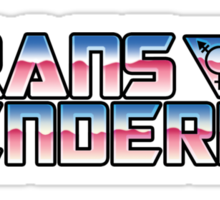 Trans*formers Sticker