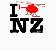 """I """"Fly"""" NZ - Chopper - Light Unisex T-Shirt"""