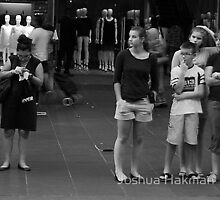 The Spectators... by Joshua Hakman by Shot in the Heart of Melbourne, 2013
