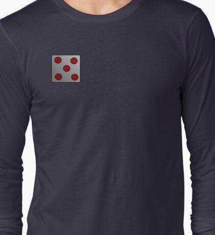 Rebel Alliance: General Rank Badge Long Sleeve T-Shirt