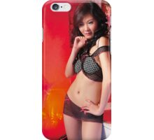Sexy China iPhone Case/Skin