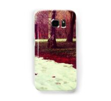 Martian Winter II Samsung Galaxy Case/Skin