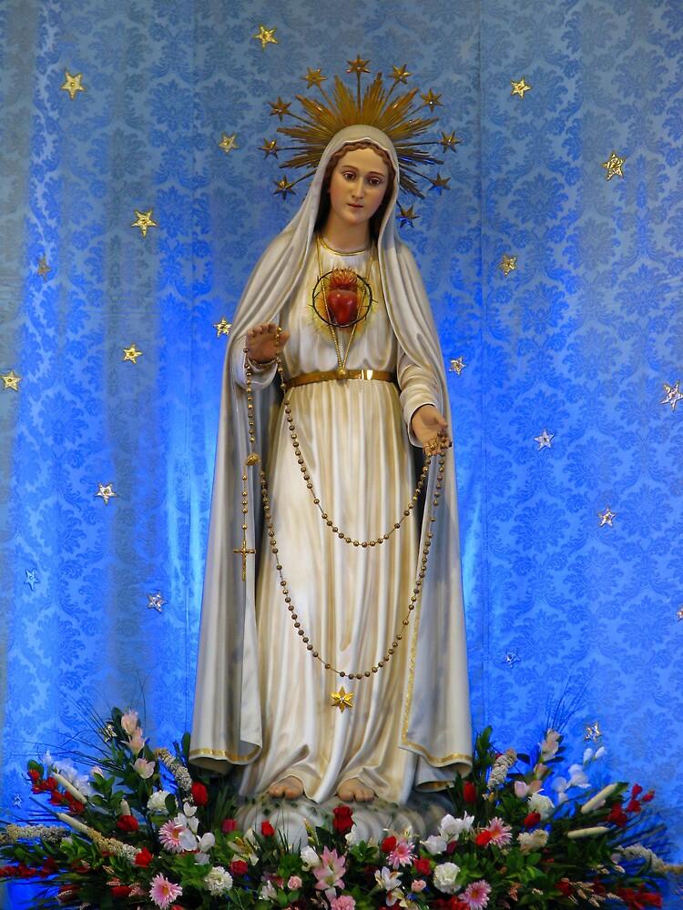 Holy Mother by fajjenzu