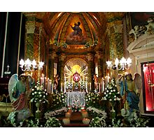 The Holy Sepulchre Photographic Print