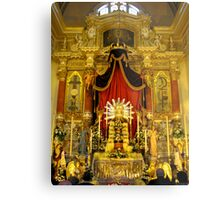 The Holy Sepulchre  Metal Print