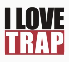 I love Trap music by Florian Weichelt