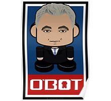 Rahm Emanuel Politico'bot Toy Robot 2.0 Poster