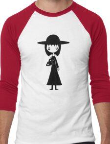 Lydia from Beetlejuice  Men's Baseball ¾ T-Shirt