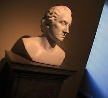 George Washington Dark Blue by Cora Wandel